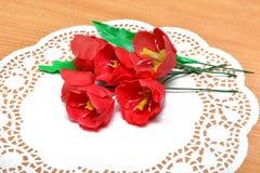 Sugar Tulips Foto de archivo libre de regalías