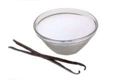 Sugar vanilla Royalty Free Stock Images