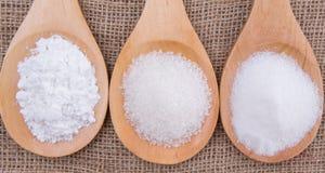 Sugar Variety blanco I imagen de archivo libre de regalías