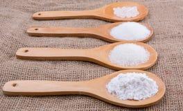 Sugar Variety blanco IV imagenes de archivo