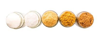 Sugar Variety II Stock Image