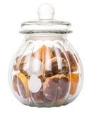 Sugar Variety In Jar II Stock Image