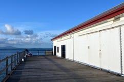 The Sugar Wharf in Port Douglas Queensland  Australia Stock Image