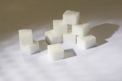 Sugarcube Stock Photo
