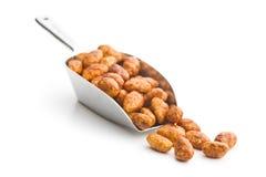 Sugared almonds Stock Photo