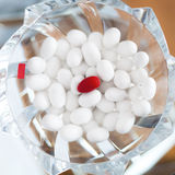 Sugared almonds Royalty Free Stock Photo