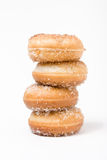 Sugared Doughnut Royalty Free Stock Photo