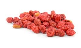 Sugared peanuts Royalty Free Stock Image