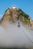 Sugarloaf, Рио-де-Жанейро, Бразилия Стоковая Фотография