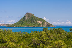 The sugarloaf of Antsiranana bay Stock Photography