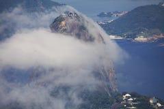 Sugarloaf berg Royaltyfri Fotografi