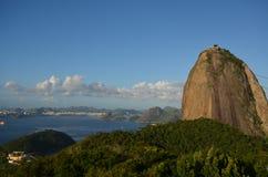 Sugarloaf berg, bergiga landforms, natur, berg, landform arkivfoto
