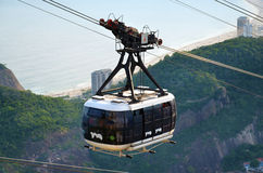 Sugarloaf Cable Car Stock Image