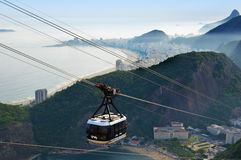 Sugarloaf Cable Car Stock Photos