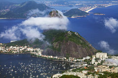 Sugarloaf Mountain Royalty Free Stock Photo