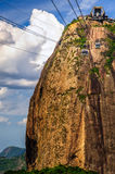 Sugarloaf Mountain Royalty Free Stock Photography
