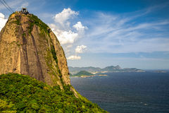 Sugarloaf Mountain Royalty Free Stock Image