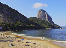 Sugarloaf Mountain in Rio Royalty Free Stock Photography