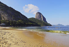 Sugarloaf Mountain in Rio Stock Photos