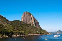 Sugarloaf Mountain, Rio de Janeiro Stock Image