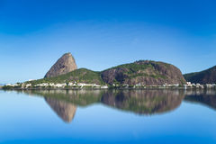 Sugarloaf Mountain in Rio de Janeiro, Brazil Royalty Free Stock Photography