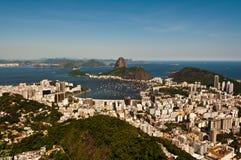 Sugarloaf Mountain, Rio de Janeiro, Brazil Stock Images