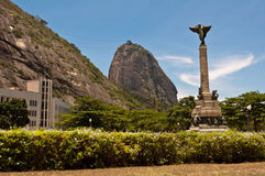 Sugarloaf Mountain, Rio de Janeiro Stock Images