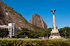 Sugarloaf Mountain, Rio de Janeiro Stock Photo