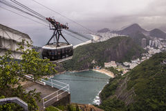Sugarloaf Mountain - Rio de Janeiro Stock Images