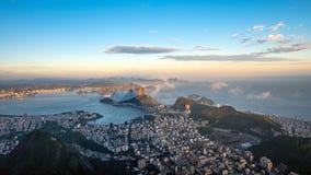 Sugarloaf Mountain, Rio de Janeiro Royalty Free Stock Photo