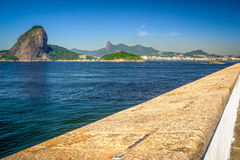 Sugarloaf Mountain Royalty Free Stock Images