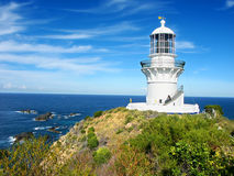 Sugarloaf Point Lifehouse Australia Stock Photography