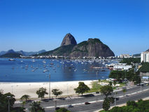 Sugarloaf - Rio de Janeiro Lizenzfreie Stockfotos