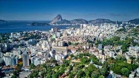 Sugarloaf - Rio de Janeiro Royalty-vrije Stock Foto's