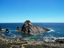 Sugarloaf rock 2 Stock Photography