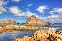 Sugarloaf Rock Royalty Free Stock Images