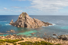 Sugarloaf Rock Stock Image