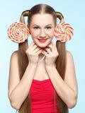 Sugarplum ears Stock Image