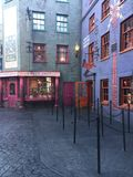 Sugarplums Sweet Shop in Harry Potter World Royalty Free Stock Images