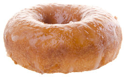 Sugary donut on a background Royalty Free Stock Photography