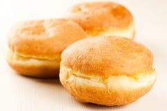 Sugary doughnut Stock Image