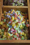 Sugary jellies Royalty Free Stock Photo