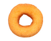 Sugary ring donut Stock Photo