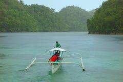 Sugba Lagoon Stock Photography