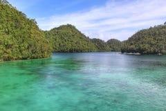 Sugba laguna Zdjęcie Royalty Free