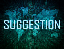 Suggestion Stock Photos