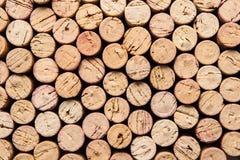 Sugheri del vino Fotografie Stock Libere da Diritti