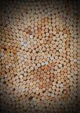 Sugheri della bottiglia di vino Fotografie Stock Libere da Diritti