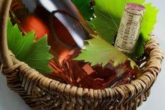 Sugheri delle bottiglie di vino Immagine Stock Libera da Diritti