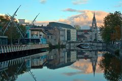 Sughero, Irlanda Immagine Stock Libera da Diritti
